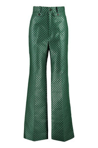 Flared trousers, Flared pants Gucci woman