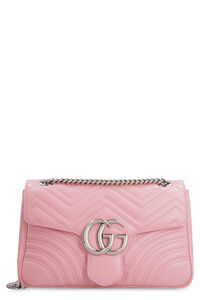 GG Marmont quilted leather bag, Shoulderbag Gucci woman