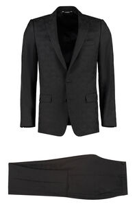 Wool two-pieces suit, Suits Dolce & Gabbana man