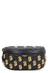 Quilted leather belt bag, Beltbag Moschino woman