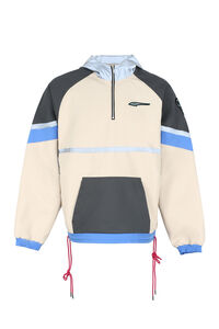 PUMA x RHUDE - Techno fabric jacket, Raincoats And Windbreaker Puma man