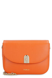 Furla 1927 leather mini crossbody bag, Shoulderbag Furla woman
