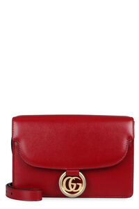 GG Ring leather mini shoulder bag, Shoulderbag Gucci woman