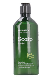 Rosemary Scalp Scaling Shampoo, 250 ml/8.4 fl oz, Capelli Aromatica woman