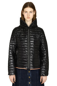 Hooded down jacket, Down Jackets Duvetica woman