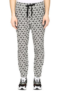 Printed cotton trousers, Chinos Dolce & Gabbana man