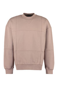 Cotton crew-neck sweatshirt, Sweatshirts Jacquemus man