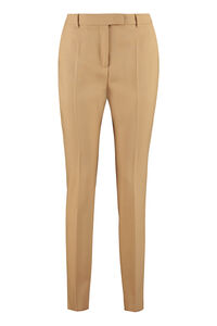 Alma wool tailored trousers, Trousers suits Max Mara Studio woman