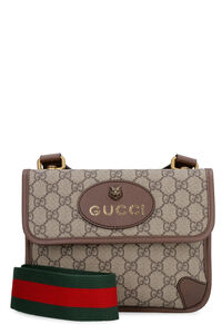 GG supreme fabric shoulder-bag, Shoulderbag Gucci woman
