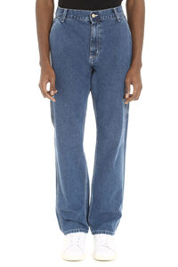 Tapered fit Ruck jeans, Straight jeans Carhartt man