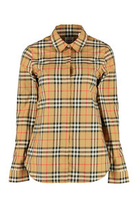 Vintage check cotton shirt, Shirts Burberry woman