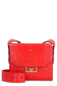 Eden croco print leather messenger bag, Shoulderbag Givenchy woman