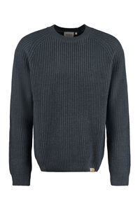 Long sleeve crew-neck sweater, Crew necks sweaters Carhartt man