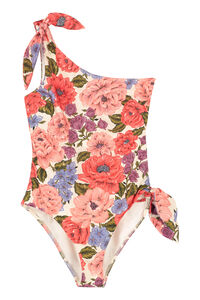One-shoulder swimsuit, One-Piece Zimmermann woman