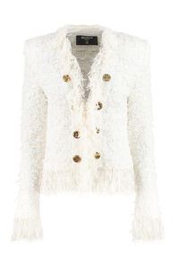 Tweed jacket, Casual Jackets Balmain woman