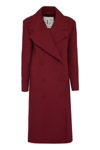 Double-breasted wool coat, Double Breasted L'Autre Chose woman
