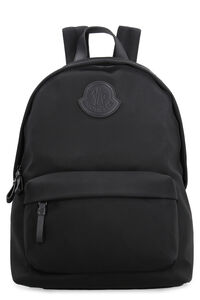 Pierrick canvas backpack, Backpack Moncler man
