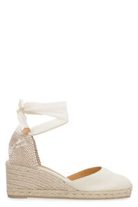 Carina jute wedge espadrilles, Wedges Castaner woman