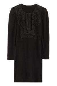 Wool mini-dress, Mini dresses Alberta Ferretti woman