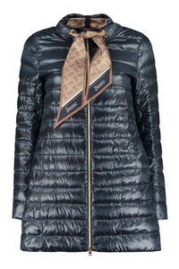 Scarf detail down jacket, Down Jackets Herno woman