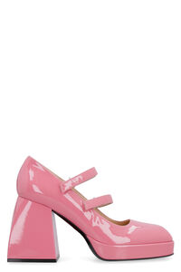 Bulla Babies patent leather pumps, Pumps Nodaleto woman