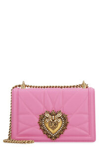 Detovion quilted leather bag, Shoulderbag Dolce & Gabbana woman
