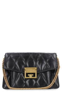 GV3 small quilted leather shoulder bag, Shoulderbag Givenchy woman