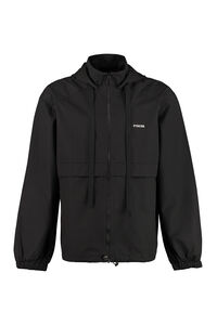 Unlined cotton jacket, Raincoats And Windbreaker PTRCRS man