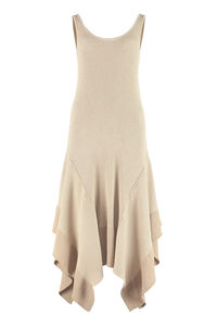 Ribbed knit dress, Midi dresses Stella McCartney woman