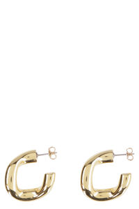 Echo hoop earrings, Earrings Simon Miller woman