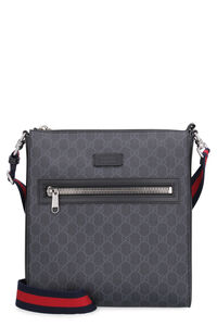 GG Supreme fabric messenger bag, Messenger bags Gucci man
