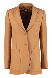 Amanda single-breasted two-button blazer, Blazers Stella McCartney woman