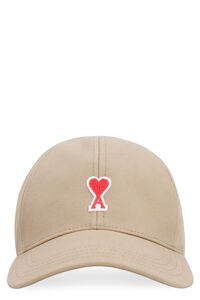 Ami de Coeur patch baseball cap, Hats AMI man
