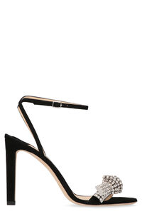 Thyra suede sandals, High Heels sandals Jimmy Choo woman