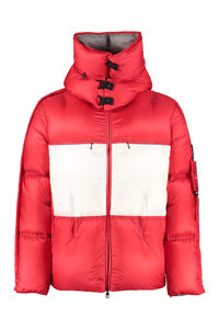 Coolidge full zip padded jacket, Down jackets 5 Moncler Craig Green man