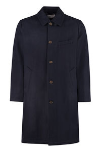Wool blend coat, Overcoats Universal Works man