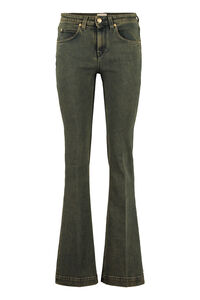 Boot-cut jeans, Flared Jeans L'Autre Chose woman