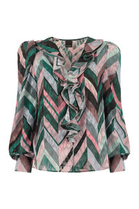 Astrometria printed top, Printed tops Pinko woman