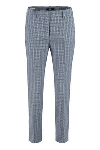 Onore jacquard trousers, Straight Leg pants Weekend Max Mara woman