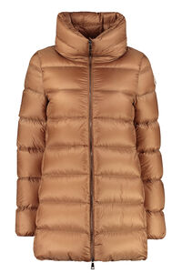 Agnes full zip padded jacket, Down Jackets Moncler woman