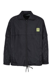 River Trail techno fabric jacket, Raincoats And Windbreaker Off-White man