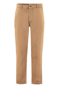 Cotton-twill bush-trousers, Casual trousers Universal Works man