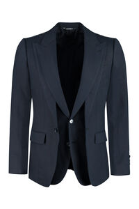 Single-breasted two button jacket, Single breasted blazers Dolce & Gabbana man