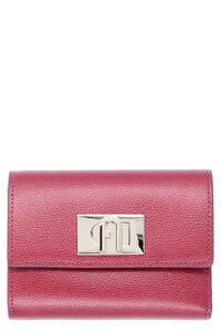 Furla 1927 leather wallet, Wallets Furla woman