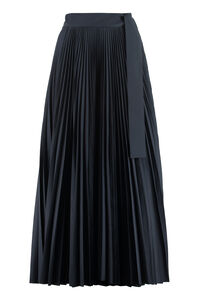 Pope pleated skirt, Pleated skirts Parosh woman