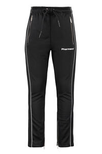 Stretch cotton track-pants, Track Pants Pharmacy Industry man