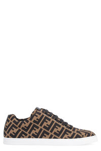 Knit low-top sneakers, Low Top Sneakers Fendi man