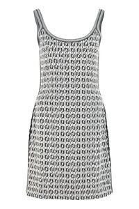 Knitted dress, Mini dresses Fendi woman