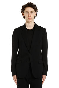 Wool blend two-button blazer, Single breasted blazers Dolce & Gabbana man