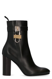 Lock leather ankle boots, Ankle Boots Givenchy woman